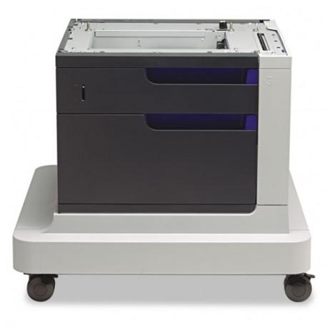 HP Printer 500-SH Papierinvoereenheid+ kast CP4525 CC422A