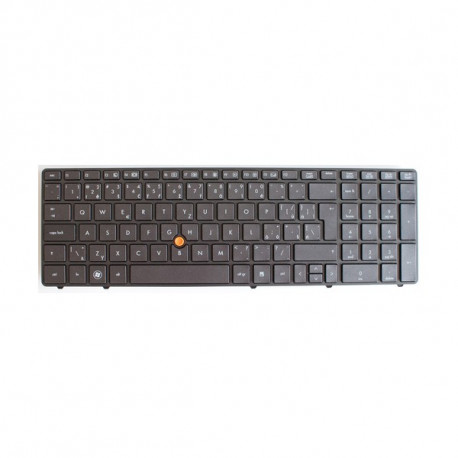 HP Toetsenbord QWERTY Spaans 652682-071