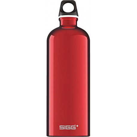 SIGG Traveller Outdoor Water Bottle Lightweight Aluminum bpa Free 0.6 L 1 L and 1.5 L 2059197