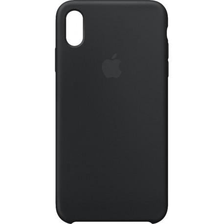 APPLE iPhone XS Max Silicone Case Black