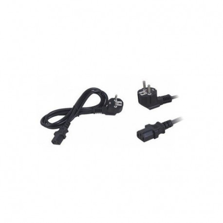 Neklan Electric cord Black 20 M C13 plug 2020862