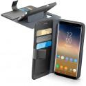 CELLULARLINE Book-style Case Galaxy S9+ Black BOOKAGENDAGALS9PLK