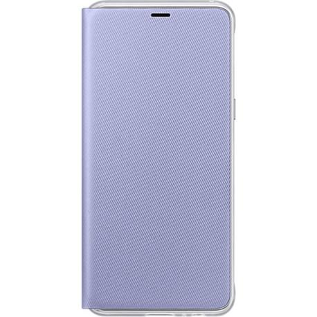 SAMSUNG Neon Flip Cover Galaxy A8 (2018) (Galaxy A8) Gray EF-FA530PVEGWW
