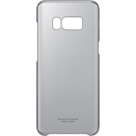 SAMSUNG Сlear cover black for Samsung G955 Galaxy S8 Plus EF-QG955CBEGWW