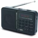 CALIBER Wireless radio Black HPG312R/B