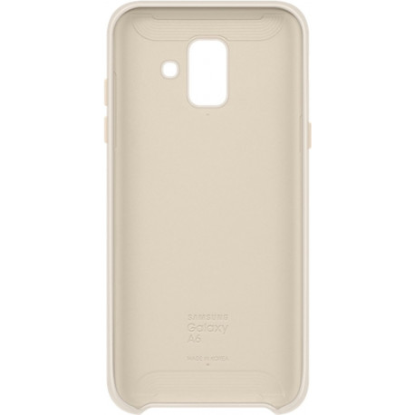 SAMSUNG Galaxy A6 (2018) Dual Layer Cover EF-PA600CFEGWW