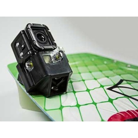 XSories Kite/Wakeboard Fin Mount HERO3 (+) WITH Divehousing