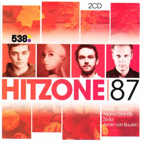 UNIVERSAL MUSIC B.V. Hitzone 87 2 CD
