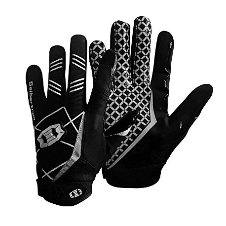 SEIBERTRON Football gloves Pro 3.0 Elite Ultra-Stick Sports Receiver