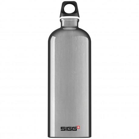SIGG Traveler Classic Water Bottle (1.0-LITERS Aluminum) SIG0832700