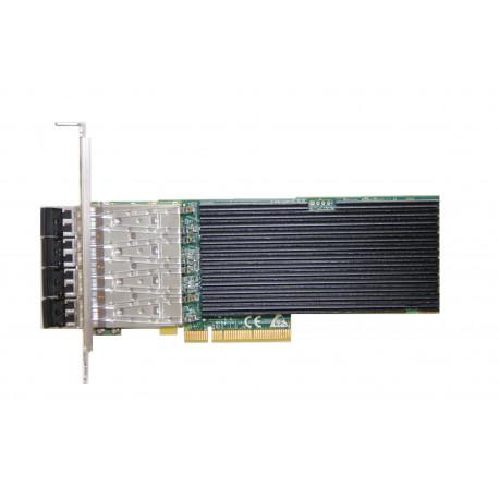 HP PCIe X8 GEN3 4P 10GbE SR opt W SFP 030-2873-001