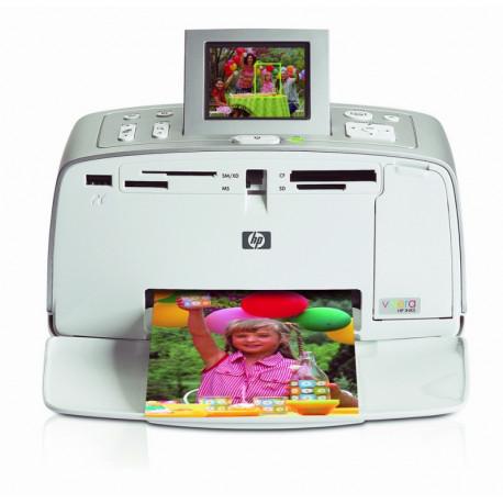 HP Photosmart 385 with tri color cartridge (343) Q6387B#123