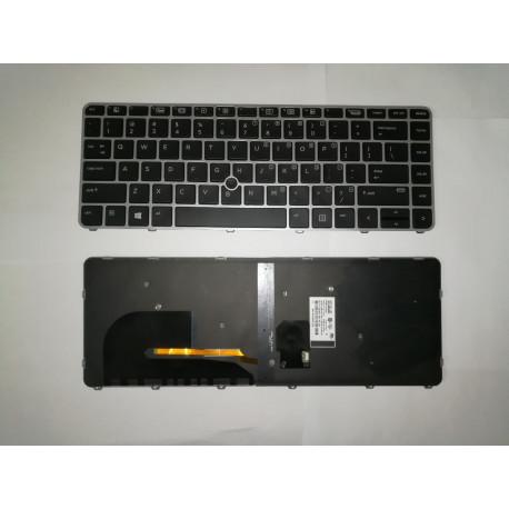 HP French keyboard Silver V151526DK1