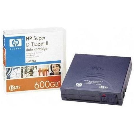HP Super DLT II SDLT 2 Tape Q2020A