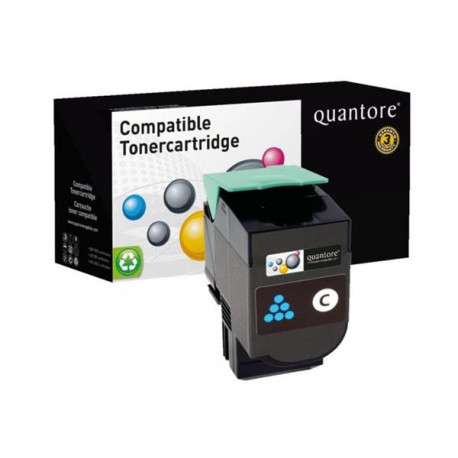 LEXMARK Toner cartridge Quantore 80C0S20 black QP-17409