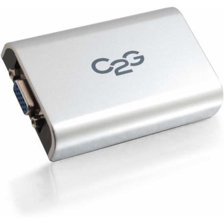 C2G Cbl/USB 2.0 to VGA Adapter uk
