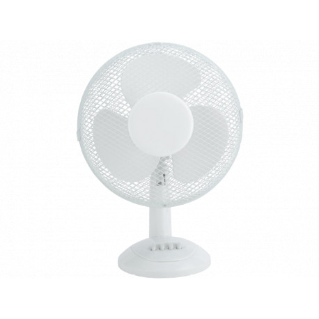 OK. Fan diameter 30 cm 3 different speed settings & oscillation function OTF 3331 W