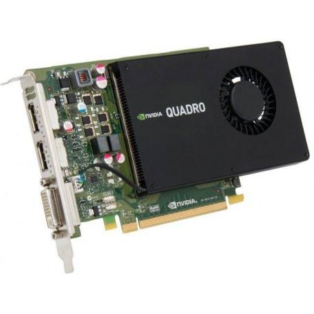 FUJITSU Video card nvidia Quadro K2200 4GB S26361-F2222-L220