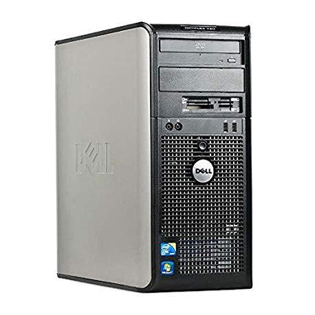 DELL Computer Optiplex 780 8BR1R4J