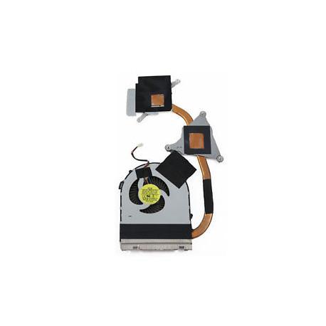 ACER laptop cooling system for V5-571G for laptop 60.4TU56.001