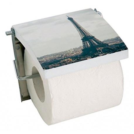 MSV Paris MDF Toilet Paper Holder Multi-Colour 1192/140573
