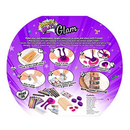 "John Adams "" Bangle Blitz Glam Craft (Multi-Colour) 10337"
