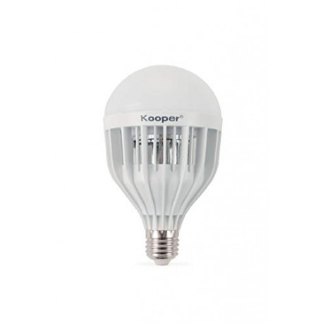 KOOPER Mosquito Net Bulb 60 W 600 LMN Warm Light E27 White 2425520