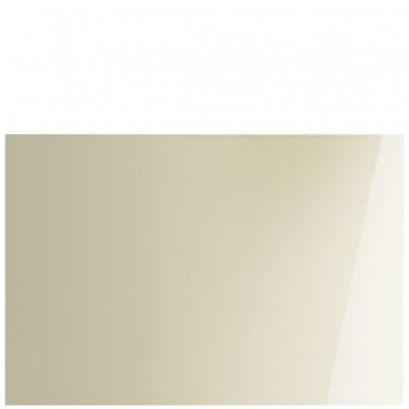 SMEG Splashback plain glass 90X75CM Cream SPG110P