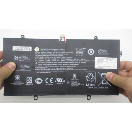 HP Battery for HP lapdock DV04XL