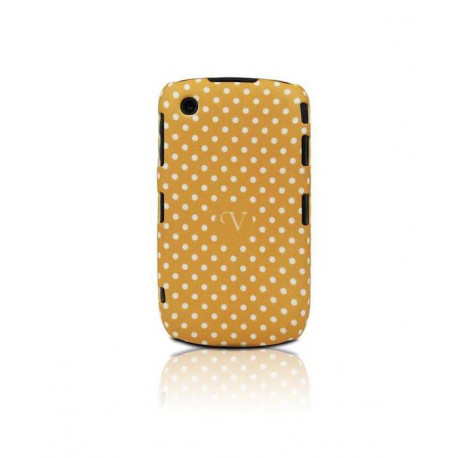 VELLUTTO Cover for blackberry 8520/9300 APTVECT009