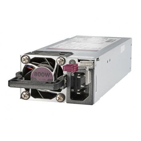 HP Enterprise 800W Flex Slot Platinum Hot Plug Low Halogen power supplyKit 865414-B21