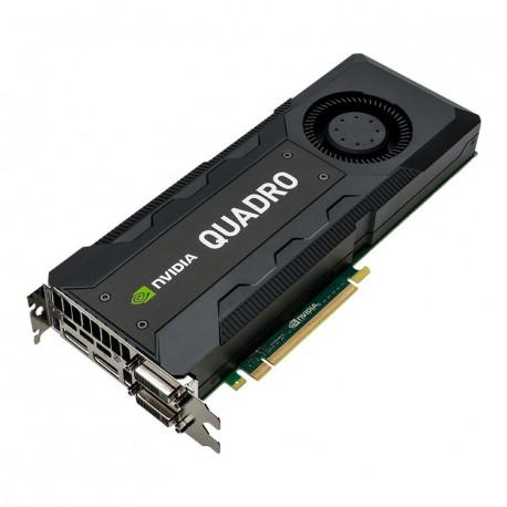 NVIDIA Video card Quadro K5200 6GB 783876-001