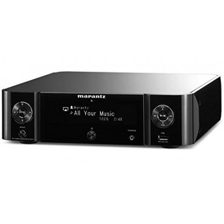 MARANTZ Melody Stream-netwerkontvanger Airplay Black MCR511/N1B