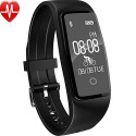 WILLFUL Waterproof Smart Bracelet Bluetooth Activity Bracelet SW327-BK-ES7