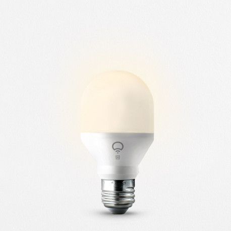LIFX LED-lamp Mini E27 9W Warm White L3A19MW08E27