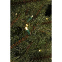 Black Box Trees Delmonto Lit Artificial Christmas Tree Height 215 cm iced 1002218-02