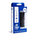 ideus 2600 mAh External Battery with Micro USB Black PBDEP2600ESCBK