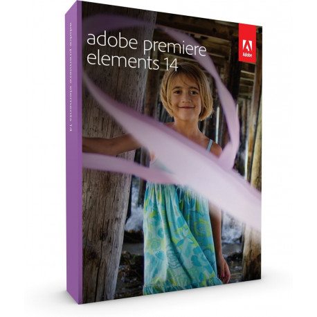 ADOBE Software Premiere Elements V14/MLP Franse versie 65263906
