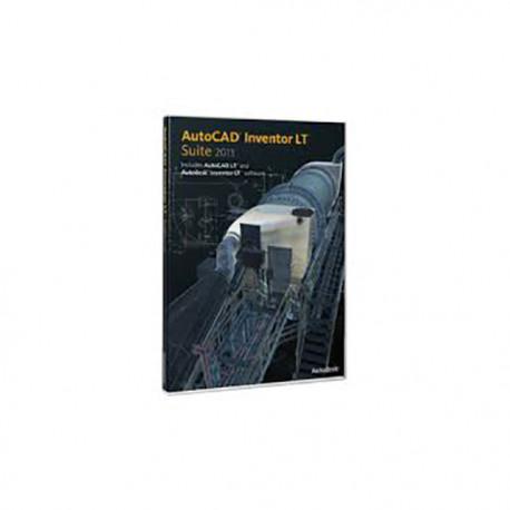 AUTODESK Software Inventor LT 2013 529E1-115111-1001