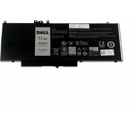 DELL Primary 4-CELL 51W/HR Battery for laptops Latitude E5250 E5450 E5550 451-BBLL