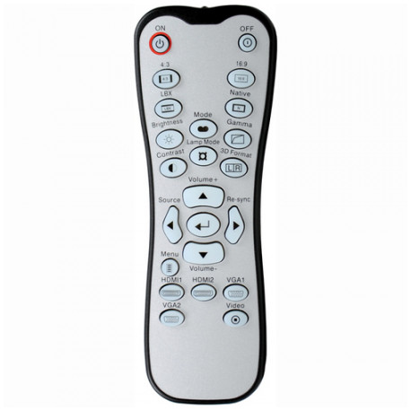 OPTOMA Remote control infrared for Optoma HD141X OP.45.8ZE01G001