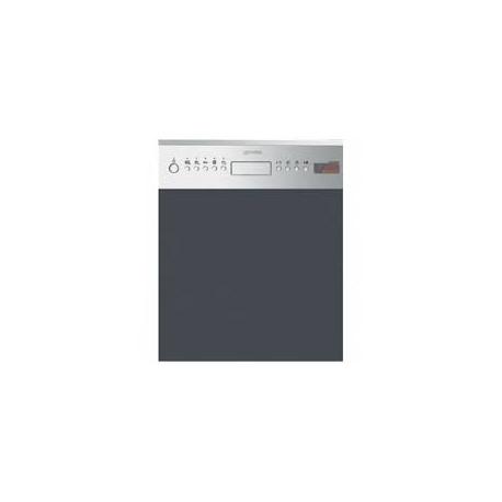 SMEG Dishwasher 45 cm with front inox PLA4525X