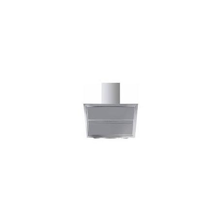 SMEG Afzuigkap 90 cm Roestvrij staal Zilverkleurig glas KCV9SGE