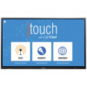 INFOCUS JTouch 65-inch Interactive Display with Capacitive Touch and Anti-Glare INF6505AG
