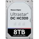 WESTERN DIGITAL Harde schijf Ultrastar DC HC320 8TB 3.5IN SAS 0B36406
