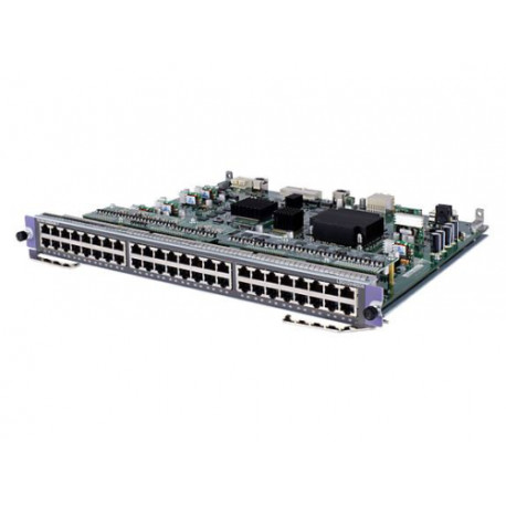 HP 7500 48P Gig T Poe+ Extended Module JD229-61201