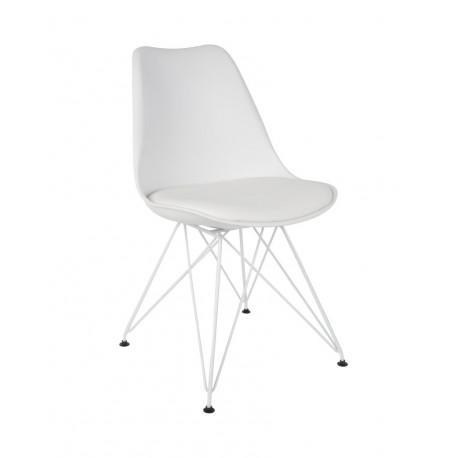 Feliz Ozzy Chair White Set of 2
