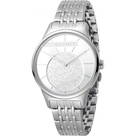 Esprit Grace Silber Uhr ES1L026M0045