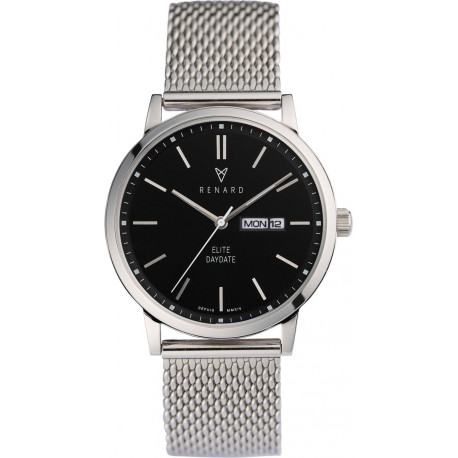 Renard Elite Day Date Watch 38,5 mm RD381SS30MSS