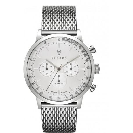 Renard Grande Chrono Watch 40 mm RC402SS10MSS